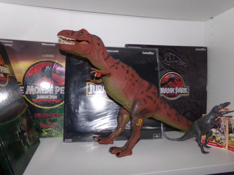 jurassic park, collection, retro, retrogaming, figurines, figurines dinosaures, figurines jurassic park