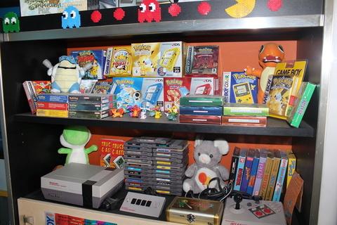 Idées et Astuces: Organiser, ranger et décorer sa Game Room