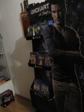 Uncharted, collection rétro, retrogaming, playstation 4, jeux ps4