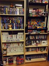 retrogaming, collection retro, jeux retro, gamingroom, nintendo, sega, super nintendo, megadrive