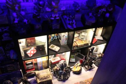 gaming room, game room, consoles rétro, consoles rétrogaming, nes, super nintendo, megadrive, playstation 1, gamecube, jeux rétro, jeux rétrogaming, jeux nes, jeux megadrive, jeux super nintendo, gameboy