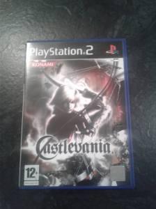 castlevania ps2 sony