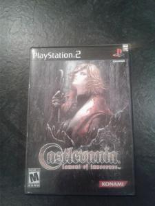 castlevania lament of innocence ps2