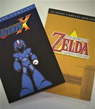 Guides complets Megaman X et Zelda