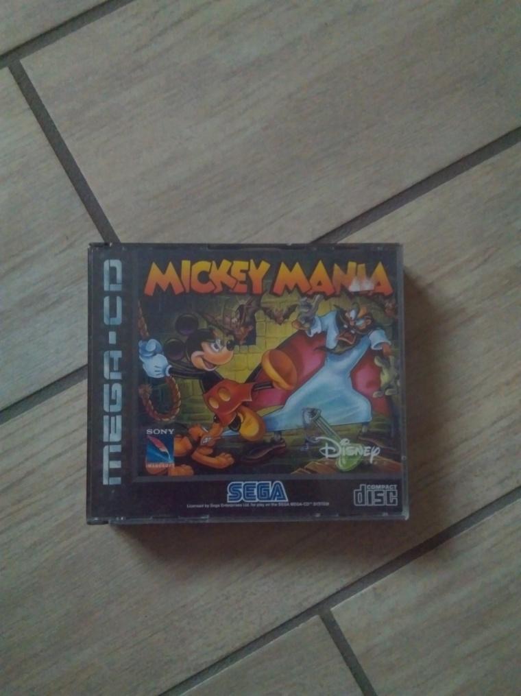 mickey mania sega mega cd