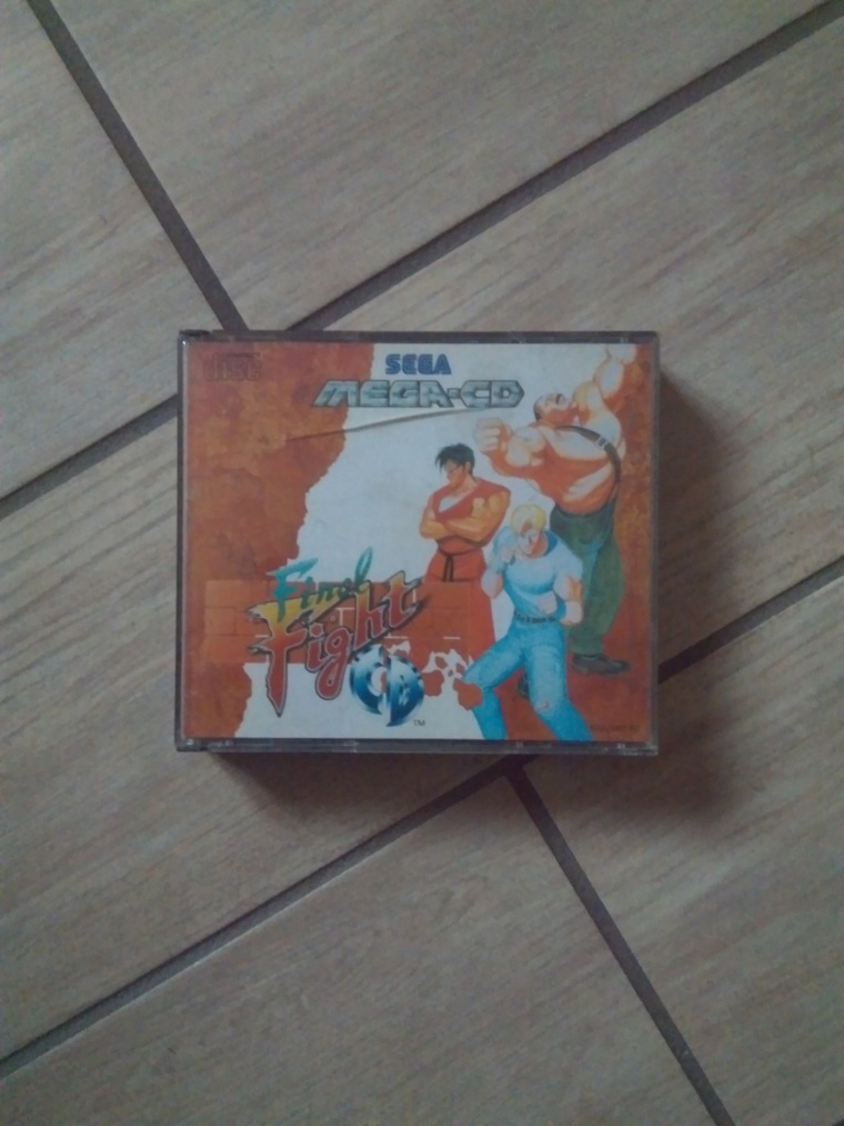final fight sega mega cd