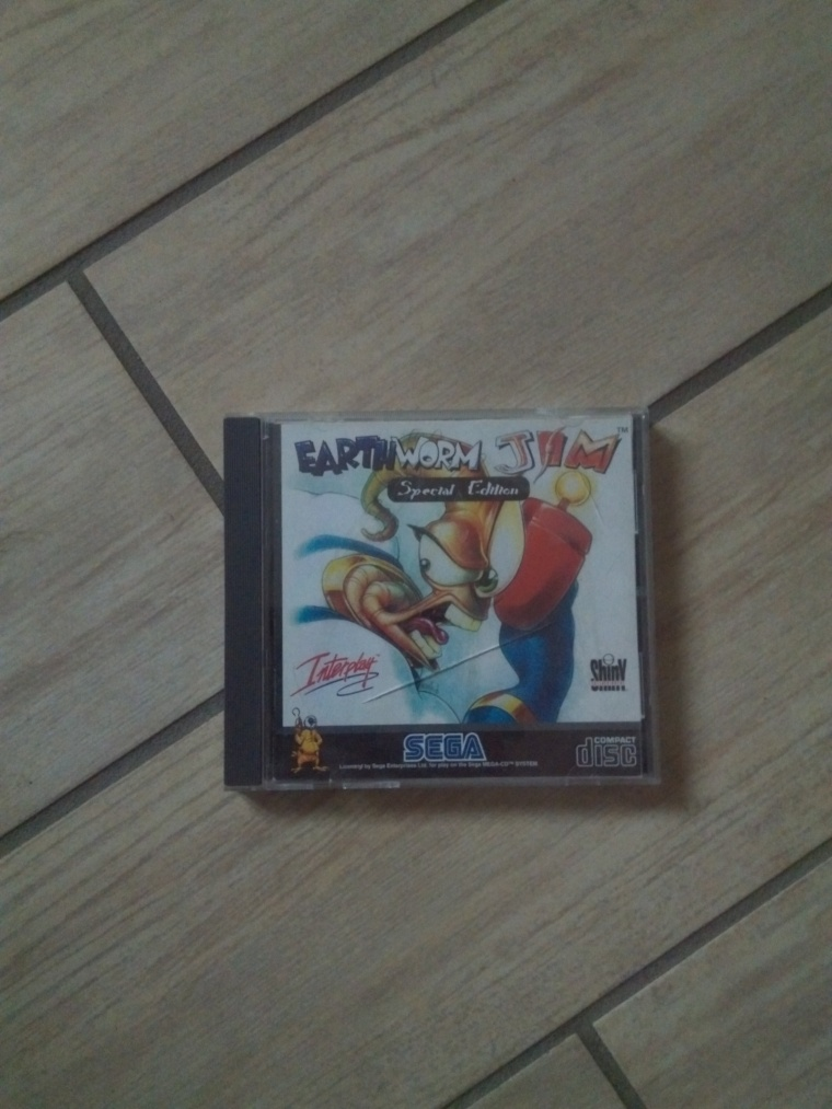 earthworm jim sega mega cd