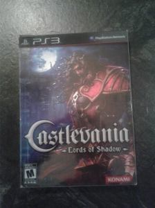 castlevania lords of shadow ps3 sony