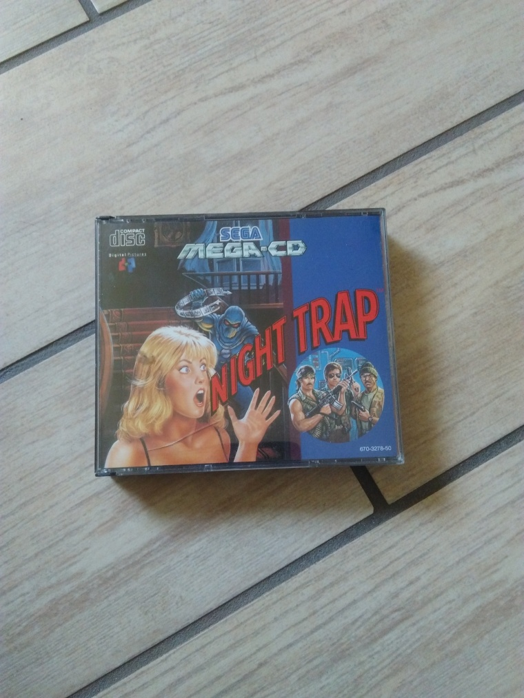 night trap sega mega cd