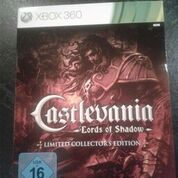 castlevania lords of shadow xbox360