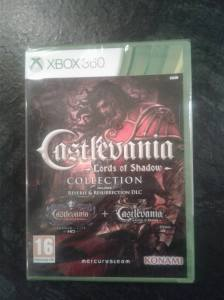 castlevania collection lords of shadow xbox360