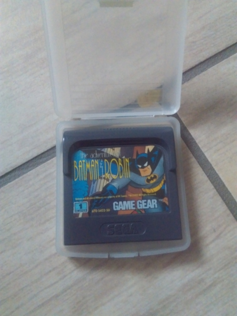 batman robin sega game gear