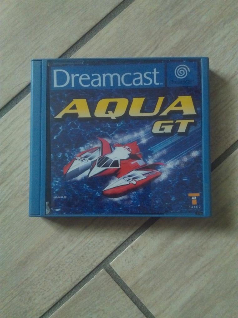 aqua gt sega dreamcast
