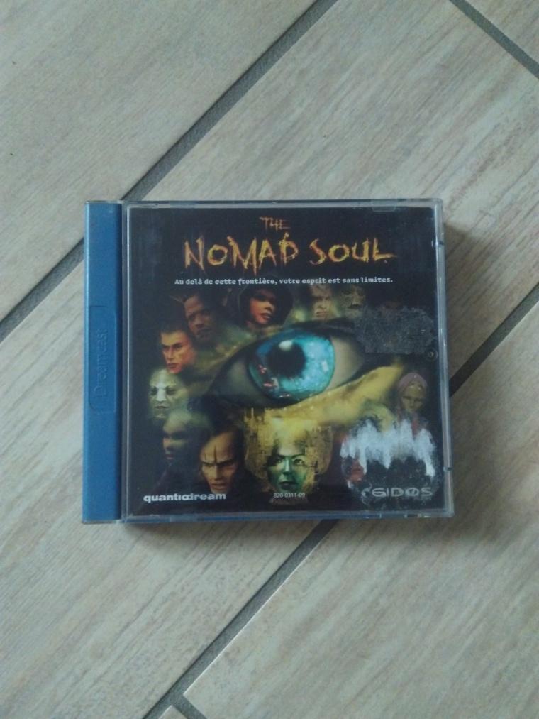 nomad soul sega dreamcast