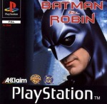 batman et robin ps1 playstation