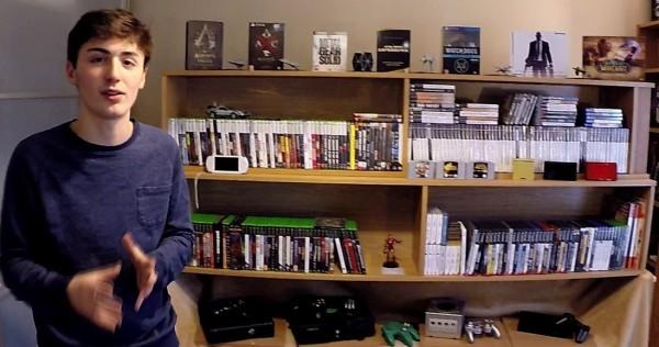 collection retrogaming, collection jeux vidéo, collection star wars, collection jeux ps1, collection jeux ps2, gamecube, xbox, playstation 1, psp
