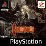 castlevania symphony of the night ps1 sony jaquette