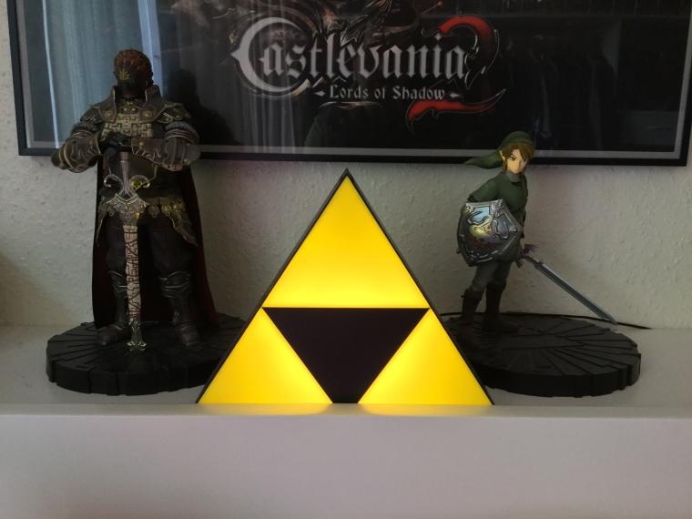 Figurine zelda, figurine castlevania