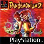 pandemonium 2 ps1 playstation jaquette
