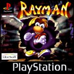 rayman ps1 sony jaquette