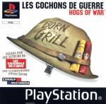 cochons de guerre hogs of war ps1 playstation