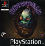oddworld odyssee abe ps1 sony playstation jaquette