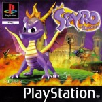 spyro the dragon sony ps1 jaquette