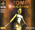 tomb raider ps1 playstation sony jaquette
