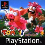 tombi ps1 sony playstation jaquette