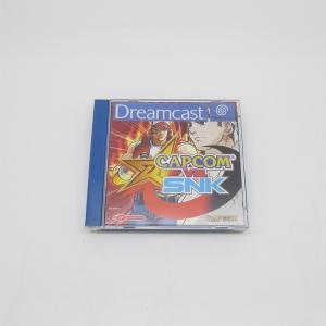 dreamcast capcom VS SNK
