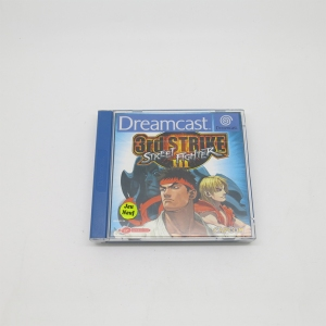 dreamcast street fighter