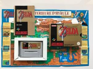 Zelda Link to the Past Super Nintendo Complet