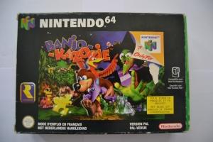 Banjo Kazooie N64 sans notice (1)
