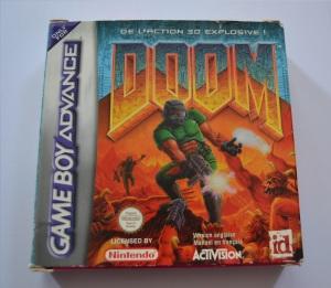 Doom GBA Complet Bon état (1)