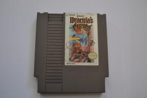 Dracula's Curse NES Loose US (1)