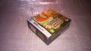 pokemon coeur or heartgold ds