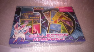 collection nymphali booster