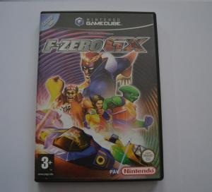 F-Zero GX Gamecube Sans notice ni VIP (1)