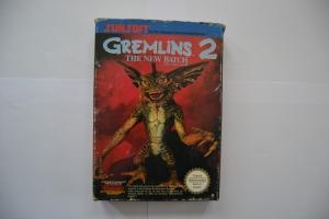 Gremlins 2 NES Complet (1)