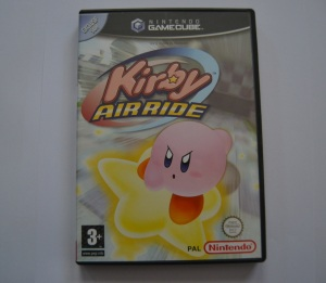 Kirby AirRide Gamecube Sans notice (1)