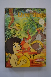 Livre de la Jungle NES Complet (1)