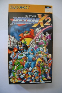 Megaman X2 SFC Complet (1)