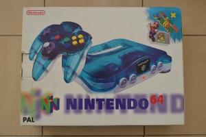 N64 Clear Blue PAck (1)