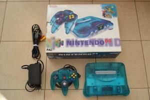 N64 Clear Blue PAck (8)