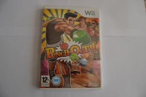 Punch OUT wii Neuf (1)