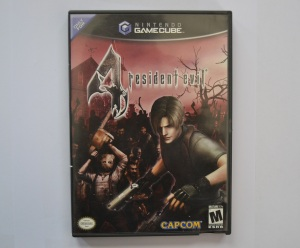 Resident Evil 4 US Gamecube Complet (1)
