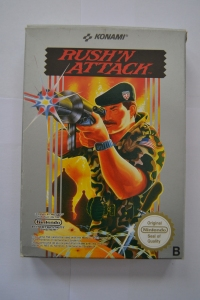 Rush'n Attack NES Complet (1)