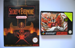 Secret of Evermore SNES Complet (1)