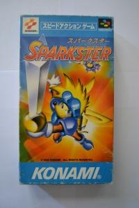 Sparkster SFC Complet (1)
