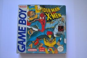 Spiderman X-Men Game Boy Complet (1)